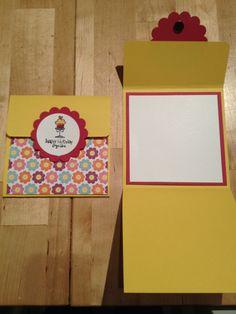 Best of Birthdays Flap card