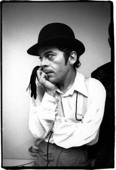 Ian Dury photographed by David Corio in This is an iconic archival digital fine-art print on cotton based paper and is from an edition of This print is numbered and signed by the photographer. Ian Dury by David Corio is part of the Rockarchive Collection. Music Icon, Pop Music, Classic Rock And Roll, Rock N Roll Music, The New Wave, Music Images, Portraits, Rockn Roll, Music Photo