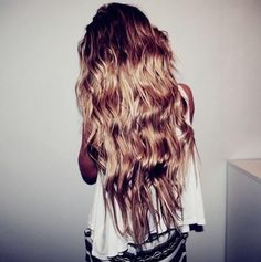 gorgeous long locks.