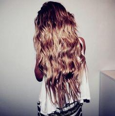 healthy + hair
