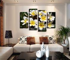 Painéis de flores