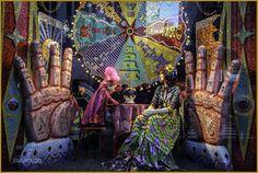 Gergdorf Goodmans Window Xmas 201 Madeline Ellis