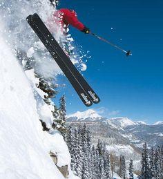 2014 Editor's Choice for Ski/Snowboard Company: Wagner Custom Skis