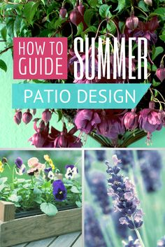 How to dress up a patio with summer flowers-->  http://hg.tv/182m5