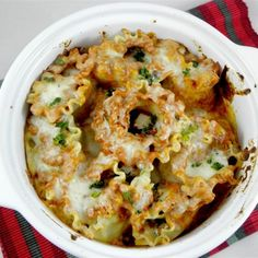 Gluten Free Lasagna Rollups - Add this recipe's ingredients to your shopping list. get.ziplist.com/clipper