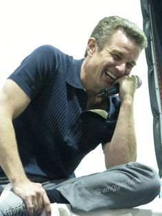 #JamesMarsters 2016 Pic of the Day by @wrigglerosie Day 160: 8th June Event: Fx International Orlando April 2009