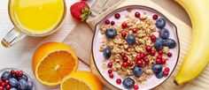 Do you know that a healthy breakfast can make your belly become flat? The key is to pick the recipes that contain foods that can burn fat.