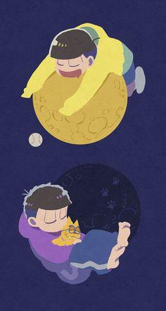 [おそ松さん] - ❤ Ichimatsu y Jyushimatsu - Wattpad Hetalia, Otaku, Onii San, Osomatsu San Doujinshi, Laughing And Crying, Ichimatsu, Homestuck, South Park, Cool Wallpaper