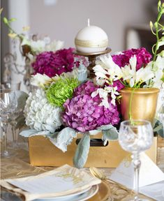 The Perfect Wedding Ideas for Your Big Day. To see more: http://www.modwedding.com/2014/01/24/the-perfect-wedding-ideas-for-your-big-day/ #wedding #weddings #reception #centerpiece
