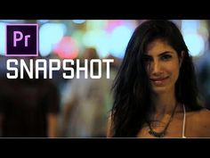SNAPSHOT photo freeze frame effect in your video Adobe After Effects Tutorials, Effects Photoshop, Video Effects, Video Editing, Photo Editing, Film Effect, Learn Animation, Vfx Tutorial, Adobe Premiere Pro