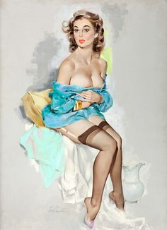 Fritz Willis pinup