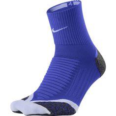 Nike Elite Crew Socks Men's Shoe Size 8-9.5, 10-11.5 Golf, Blue, SG0697-401 (S5) #Nike #Athletic
