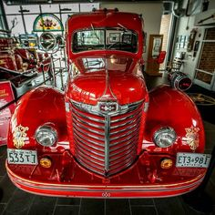 FEATURED POST   @myschabear -  Barrie Fire's unique antique fire truck a 1947 International Bickle-Seagrave .  ___Want to be featured? _____ Use #chiefmiller in your post ... http://ift.tt/2aftxS9 . CHECK OUT! Facebook- chiefmiller1 Periscope -chief_miller Tumblr- chief-miller Twitter - chief_miller YouTube- chief miller .  #firetruck #firedepartment #fireman #firefighters #ems #kcco  #brotherhood #firefighting #paramedic #firehouse #rescue #firedept  #theberry #feuerwehr #crossfit #112…