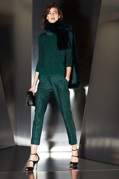Escada | Fall 2014 Ready-to-Wear Collection | Style.com