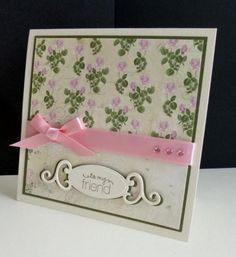 Spellbinders Card Ideas Label 10 | Spellbinder Label Die, 6x6 More
