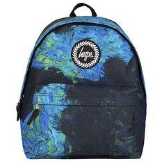 HYPE Seaweed Backpack - Black Multi