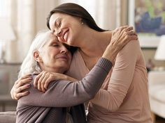 Caring For Elderly Parents: How to Make It Less Stressful for Both of You.  via - iVilliage