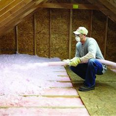 Blown in cellulose insulation basics installation and pros and owens corning atticat fiberglass expanding blown in insulation system solutioingenieria Gallery