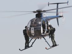 Swat Helicopter | photographed at the 2007 Riverside Airshow using a Canon 20D camera ...