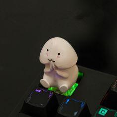 Handmade Novelty R4/ESC Keycap Multiple Expression Artisan Key | Etsy Big Lava Lamp, Kawaii Diy, Key Caps, Miffy, Resin, Artisan, Fancy, Creative, Cute