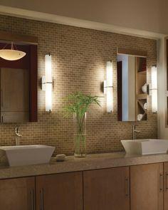 Bathroom Wall Lighting Ideas 25 amazing bathroom light ideas | laundry, kitchens and inspiration