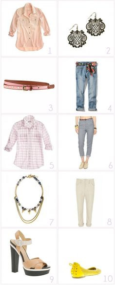 Style tips: Essential items to help you pull off the boyfriend jeans look for day and night. Reminder: Always try to juxtapose the boyish cuts with feminine elements. #boyfriendjeans #fashion