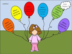 Games and other activities for Family Night: forgiveness