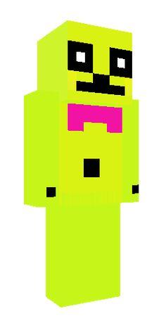 Minecraft Skins, Gold, Yellow