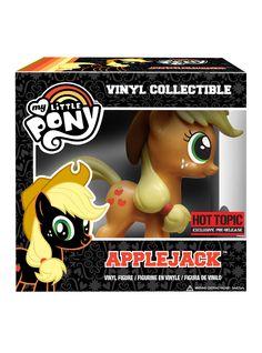 My Little Pony Applejack Vinyl Figure Pre-Order Hot Topic Exclusive | Hot Topic