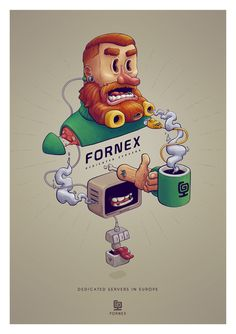 Character Сoder | FORNEX on Behance