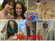 Lifeway Galactic Starveyors VBS 2017 Bible Study Lessons overview with links to indepth study and object lesson ideas.