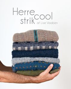 HERRE COOL STRIK Crochet Books, Knit Crochet, Glamour, Cool Stuff, Knitting, Blog, Aarhus, Products, Fashion