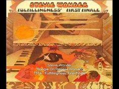 Stevie Wonder - Boogie On Reggae Woman.flv - YouTube