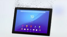 Sony Xperia Z4 tablet unveiled at MWC