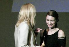 Rooney's adoration of Cate has been present for a long time, even dating back to interviews in 2010 pre-Carol when she was unprompted to bring it up. Description from s1.zetaboards.com. I searched for this on bing.com/images