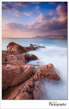 Sunrise @ Cannes La Bocca #3 (French Riviera) by Eric Rousset