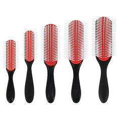 Best brush for curly hair- detangling would be a major hassle without my denman