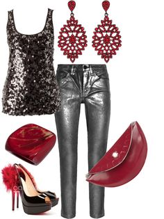 """""""Untitled #190"""" by frederick-danielle on Polyvore"""