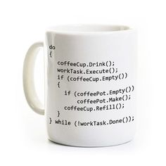 C++ Program Coffee Mug - Computer Science Programmer Gift - Object Oriented…