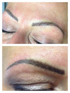 Semi Permanent Make up www.precisionclinics.co.uk