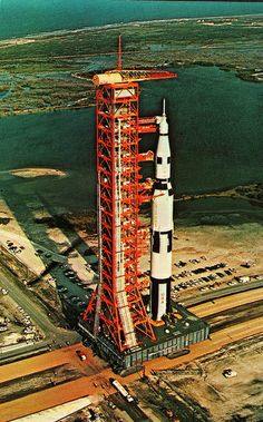 January 10, 1962: Apollo program: NASA announces plans to build the C-5 rocket launch vehicle. It became better known as the Saturn V Moon rocket, which launched every Apollo Moon mission.