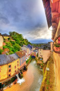Saarburg, Germany By Wolfgang Staudt