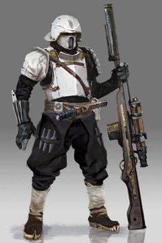 Stormtrooper?
