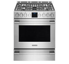 Kitchen | Frigidaire Gallery Stainless Steel Gas Range