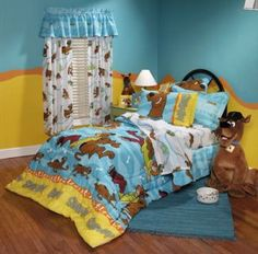 scooby doo more coops room cartoon reese s bedroom boy bedroom nursery