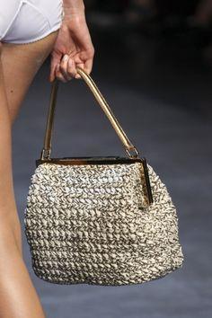Bolso Dolce & Gabbana Milano - Collezioni Primavera Estate 2014 - Vogue