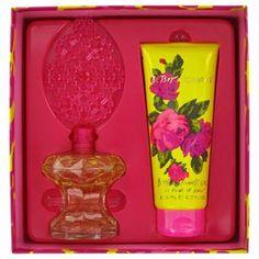Betsey Johnson By Betsey Johnson Gift Set  3.4 Oz Eau De Parfum Spray  6.7 Oz Shower Gel