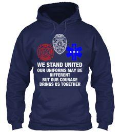 Heroes Unity - FIREMEN, COPS, EMS
