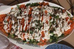 Ku koyi yadda ake special salad mai nama Salad, Chicken, Ethnic Recipes, Food, Meal, Eten, Salads, Meals, Buffalo Chicken
