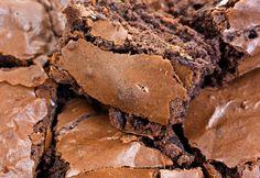 Geil, richtig saftige Brownies sind doch was feines